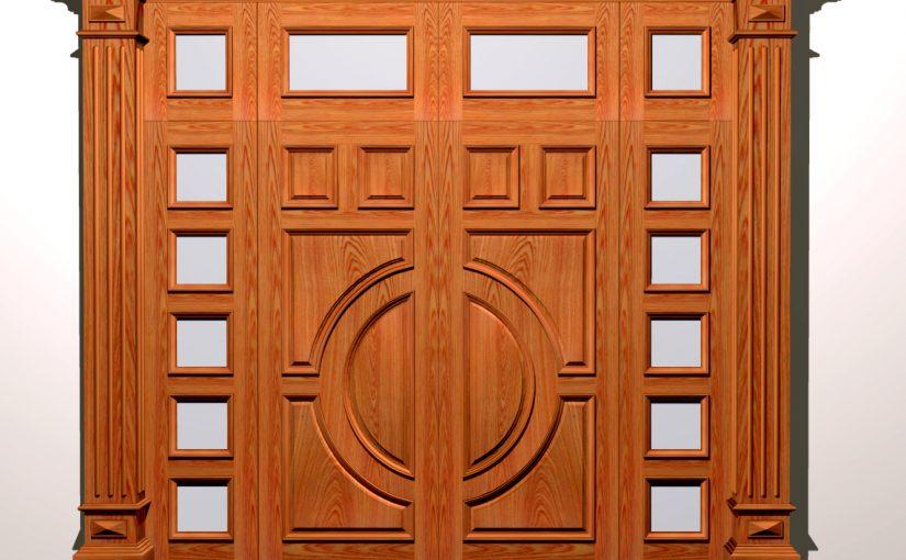 Kết quả hình ảnh cho mẫu cửa gỗ