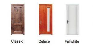 Báo giá cửa gỗ tự nhiên – cửa gỗ Solitek